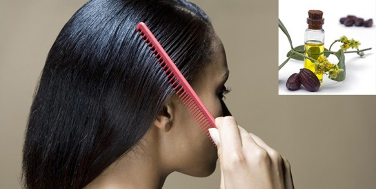 Comment bien utiliser l'huile de jojoba pour nourrir les cheveux ?