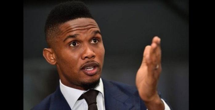Ballon d'Or: Samuel Eto'o tacle encore les Africains qui n'ont pas voté pour Sadio Mané