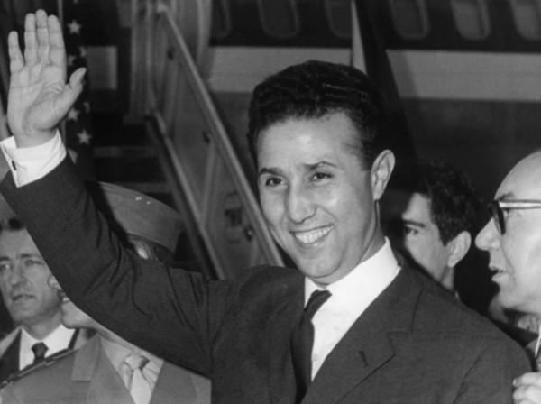 Ahmed Ben Bella, le premier président de l'Algérie indépendante, est mort