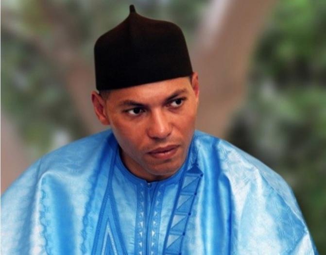 Pds: Karim Wade a appelé Pape Samba Mboup