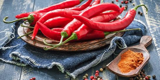 Comment le piment rouge permet de vivre plus longtemps