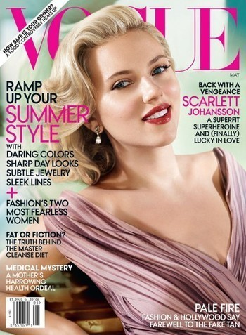 Scarlett Johansson se confie sur sa vie amoureuse