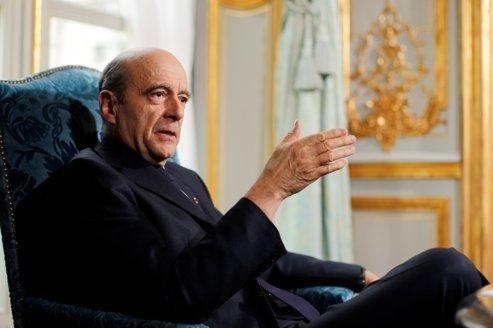 Alain Juppé : «le programme de Hollande est dangereux»