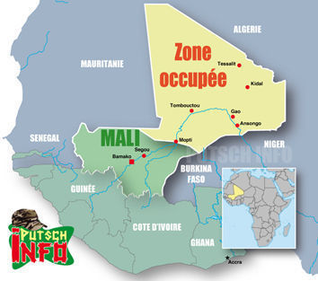 Nord-Mali: 160 militaires libérés