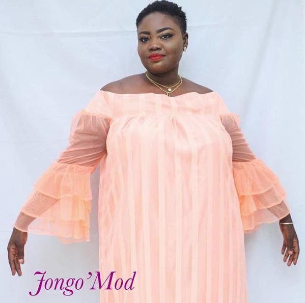 PHOTOS - Découvrez l'autre facette de Mamico Coco, une top-modèle très «Jongama»