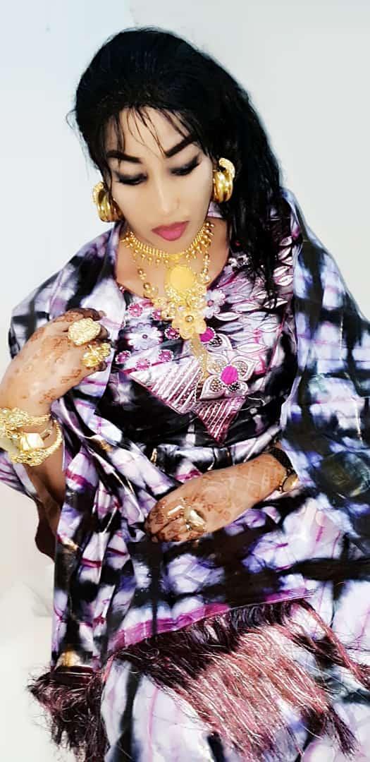 PHOTOS: Mme Askia Touré illumine la toile avec ses nouveaux clichés