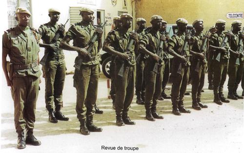 Douane sénégalaise: la 39e promotion est sortie hier