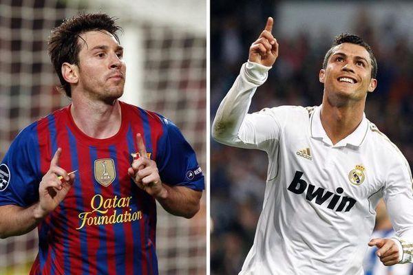 Ronaldo et Messi: la course aux records