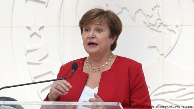 Franc CFA: la Directrice du FMI salue les réformes