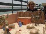 L'artiste-peintre Soukeina Khalil travaille pour la réactivation du jumelage Fès-Saint-Louis