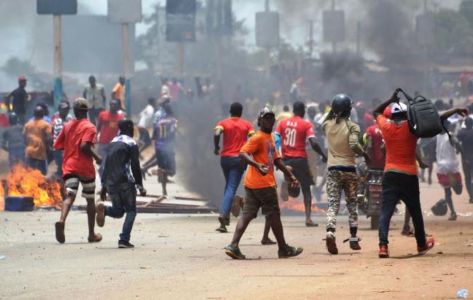 """Mamadou Ndoye: """"La répression ne peut pas arrêter un soulèvement populaire"""""""