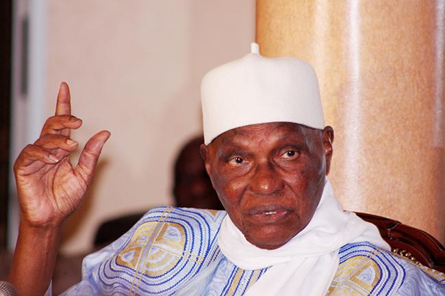 Rappel à Dieu d'Abdourahmane Camara de Walf : l'hommage de l'ancien président Abdoulaye Wade