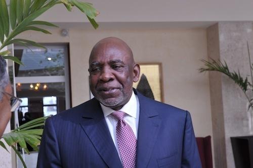 L'astrophysicien Cheick Modibo Diarra nommé Premier ministre par intérim