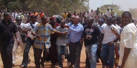 En Guinée-Bissau, la junte dissout les institutions et crée un conseil de transition