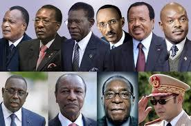 Découvrez   onze chefs d'Etat africains qui ont changé leur Constitution pour rester au pouvoir