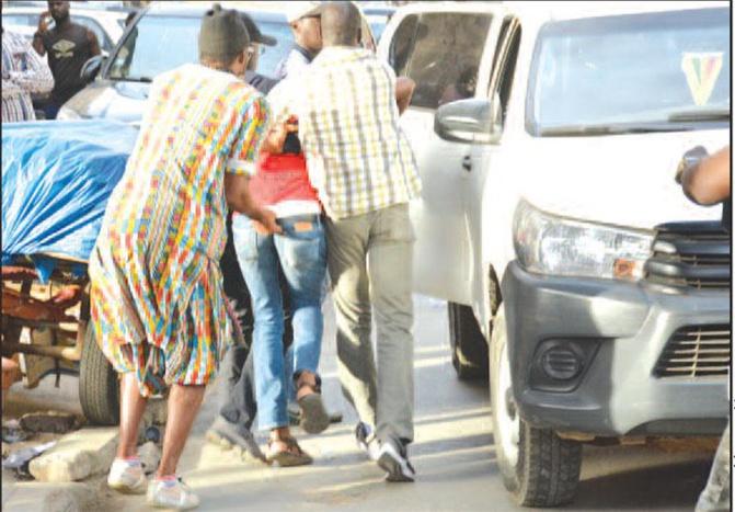 Policiers déguisés en Baye Fall: « c'est une provocation risquée », selon le commissaire Boubacar Sadio