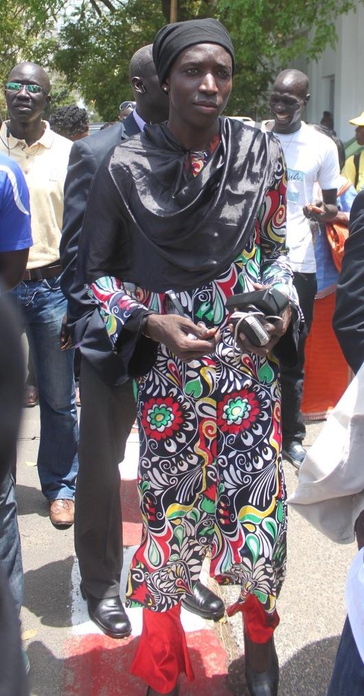 Amy Mbacké Thiam dans un style décilat!