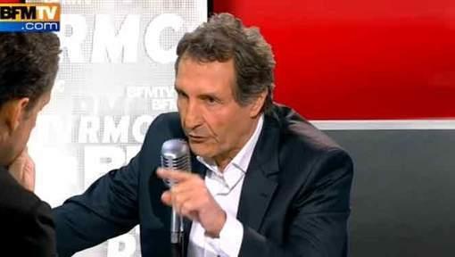 Jean-Jacques Bourdin se fâche sur Sarkozy