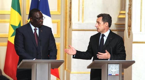 Les photos exclusives du Président Macky Sall et Sarkozy à Paris