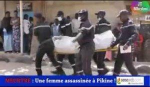 """[ VIDEO ] Journal """" Mbed mi """" : Retour sur les lieux du crime de la femme tuée à Pikine Nord"""