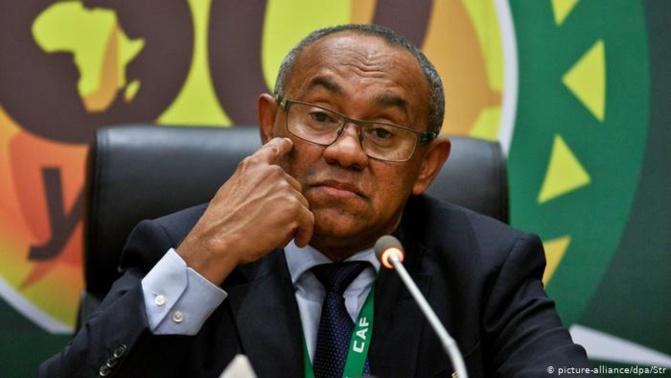 Le président de la Caf exclut la tenue de la Can-2021 en juin-juillet