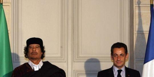 Lorsque Sarkozy réécrit l'histoire