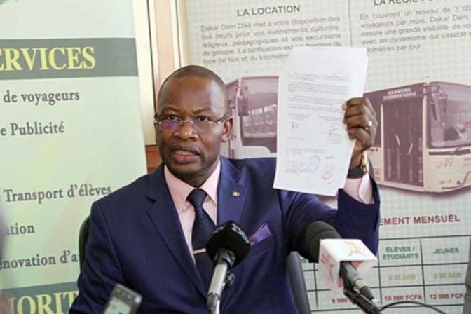 Dakar Dem Dikk sans eau: La Direction dément avoir des factures impayées