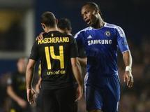 Football : Chelsea bat Barcelone