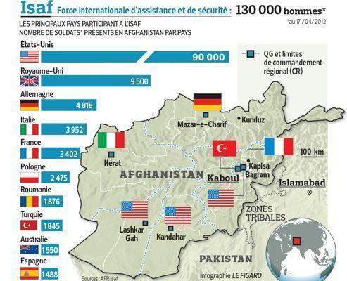 Afghanistan : les alliés pressés de partir