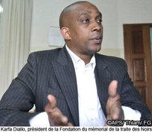 Conférence de presse sur la commémoration de la traite des Noirs, lundi