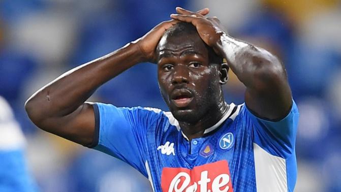 Naples- Koulibaly poussé vers la sortie: Amir Rrahmani recruté pour le poste de défenseur central
