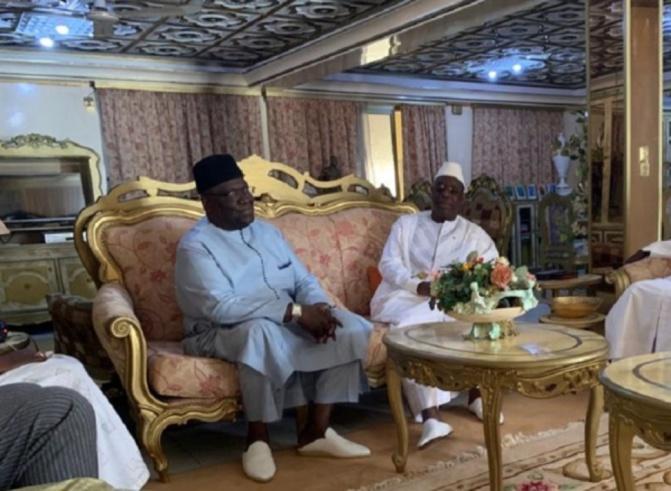 Dialogue national: Les attentes de Famara Ibrahima Sagna, à la tête du Comité de pilotage