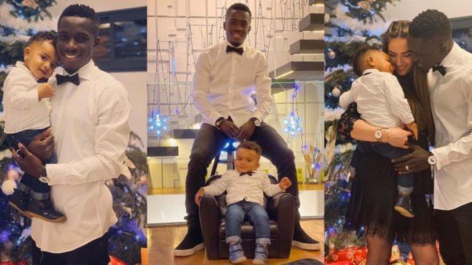 Les nouvelles photos de Gana Guèye et sa famille