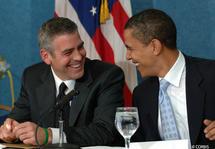 USA: Obama chez Georges Clooney en mai pour une réception à six millions de dollars