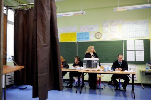Organiser des élections en France coûte 1 euro par électeur