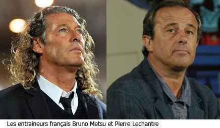 Coach des Lions : ce sera Bruno Metsu ou Pierre Lechantre
