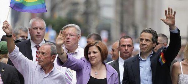 Christine Quinn, une homosexuelle à la tête de New York?