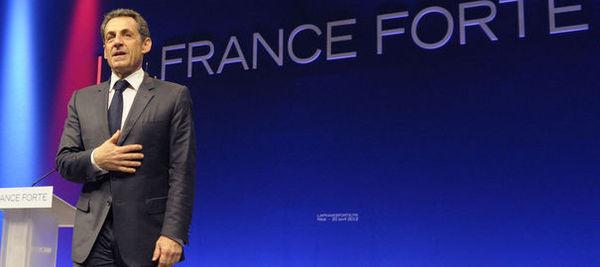En meeting à Nice, Sarkozy lance un dernier appel à la mobilisation pour le premier tour