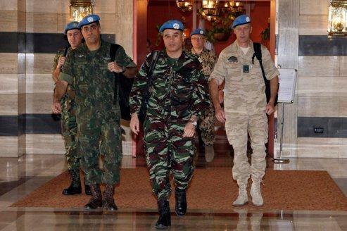 Syrie: des observateurs près de Homs