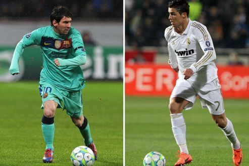 Messi-Ronaldo : le duel des étoiles