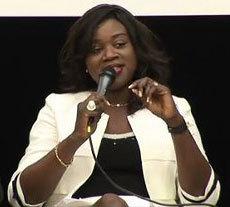 """La sénégalaise Coumba Diokhané a présenté son """"Ellue"""""""