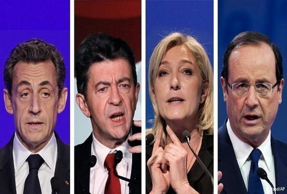 Qui sera le Prochain Président de la France?