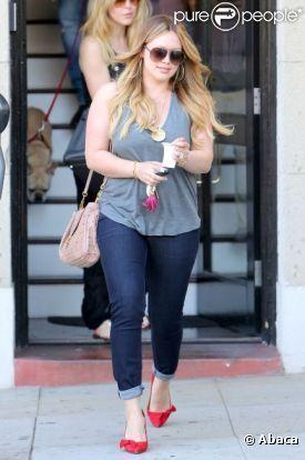 Hilary Duff : Cinglée ou pas cinglée ? A vous de juger...