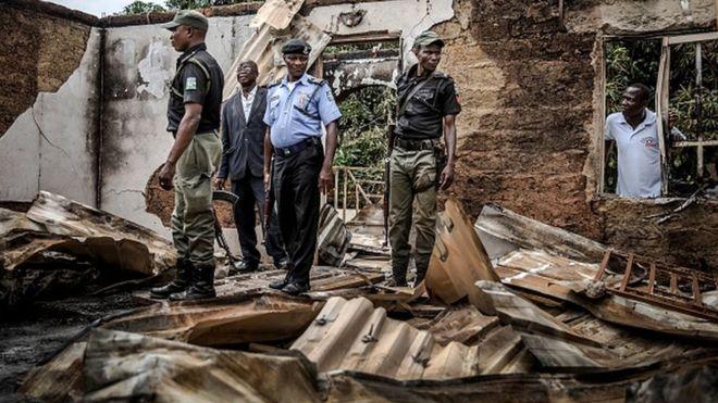 Le groupe Etat islamique décapite des otages chrétiens au Nigéria