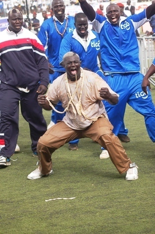 Dernière minute : Balla Gaye 2 est arrivé au stade Demba Diop (Video)