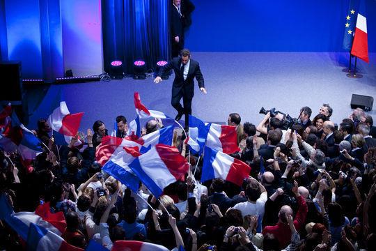 Nicolas Sarkozy joue son va-tout en pariant sur l'électorat FN