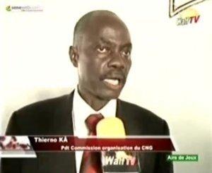 Le titre de Roi des arènes est ''galvaudé et abusif'', Thierno Kâ, porte-parole du CNG
