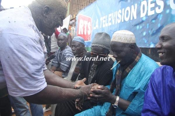 Stade Demba Diop: Guédiawaye à 20 mètres de Bassoul