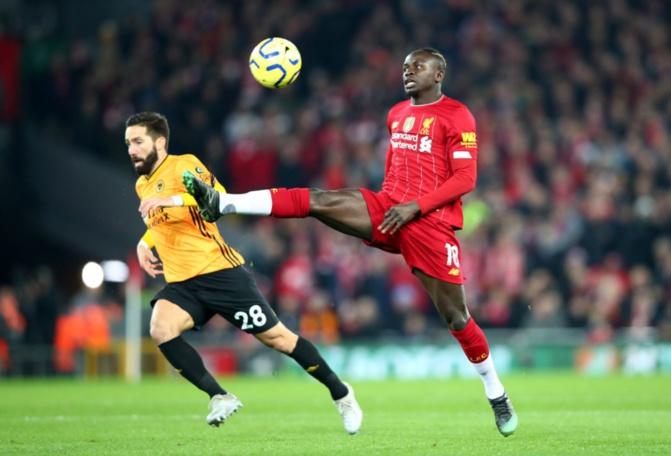Premier League- Liverpool vs Wolverhampton: Sadio Mané ouvre le score (1-0)
