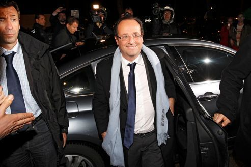 Hollande reprend 35 départements à Sarkozy